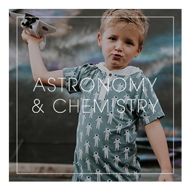Astronomy and Chemistry