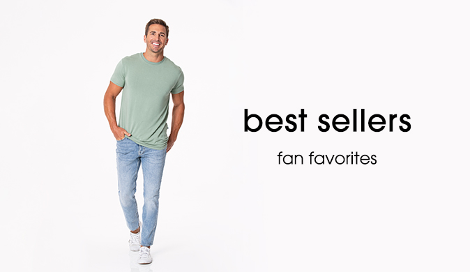 Best Sellers for Men
