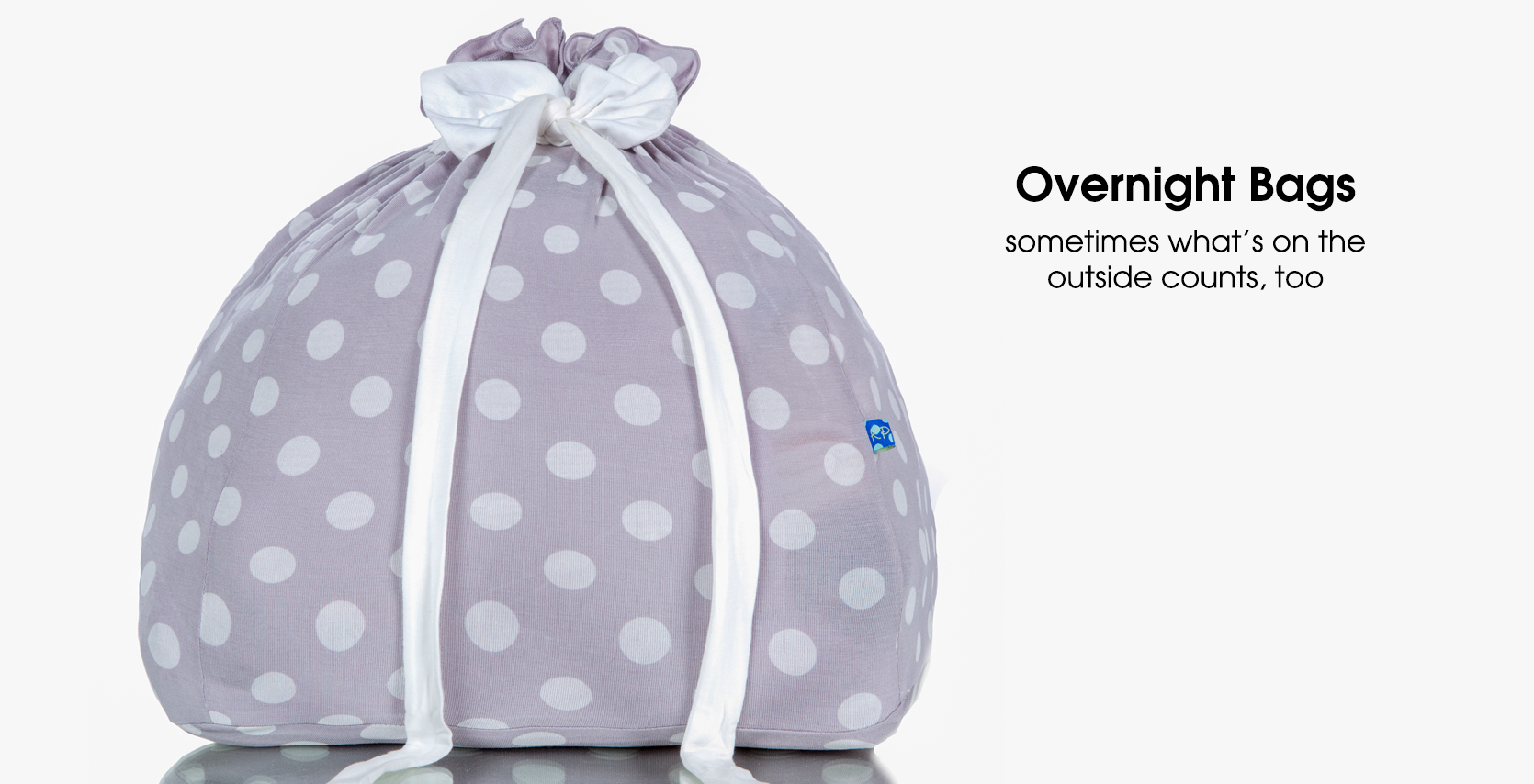 Overnight Bags & KicKee Fabric