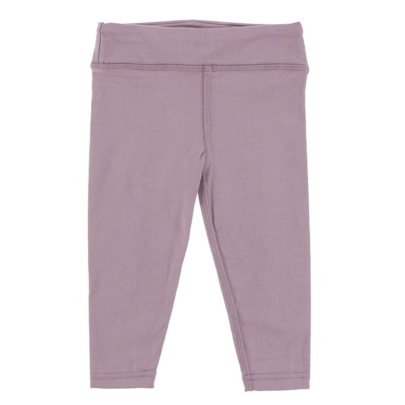 XS-5//6 Kickee Pants Solid Performance Jersey Legging in Fig
