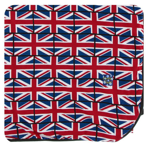 Large Throw Blanket in Union Jack