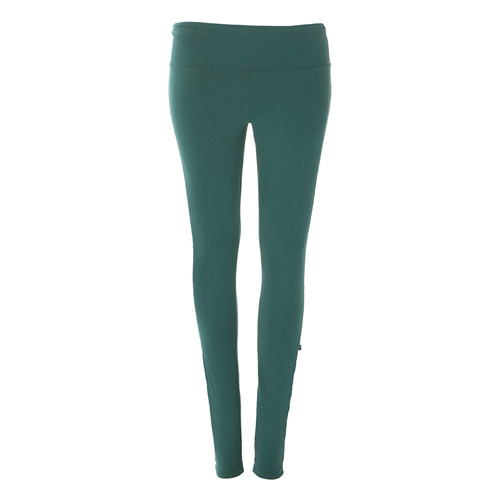 Solid Women's Luxe Leggings in Ivy