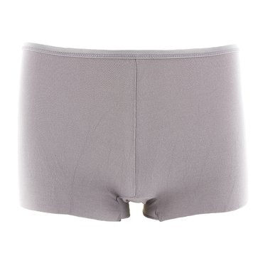 Solid Women's Boy Short Underwear in Feather