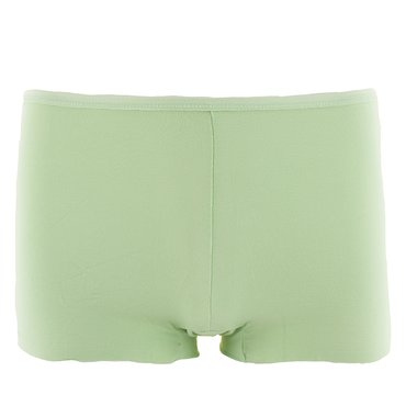 Solid Women's Boy Short Underwear in Pistachio