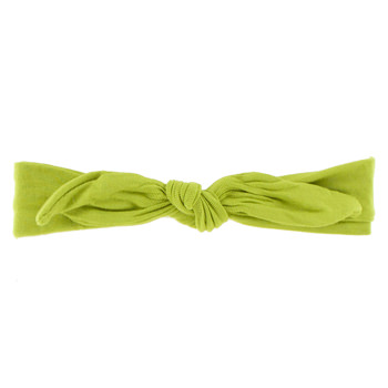 Basic Bow Headband in Meadow