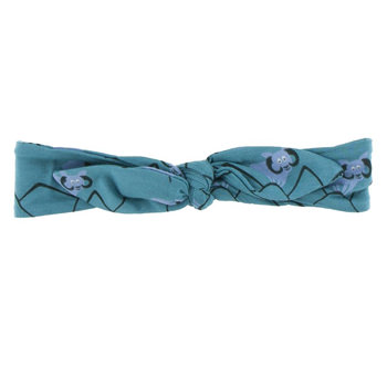 Print Bow Headband in Bay Mountain Goat