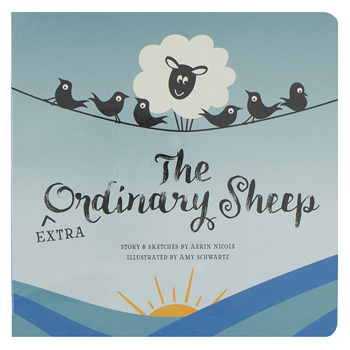 Book: The Extra Ordinary Sheep