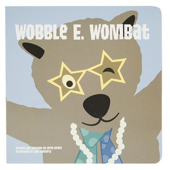 Book: Wobble E. Wombat