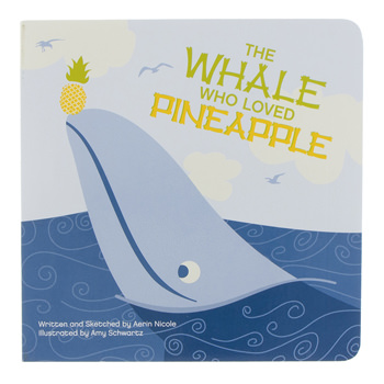Book: The Whale Who Loved Pineapple