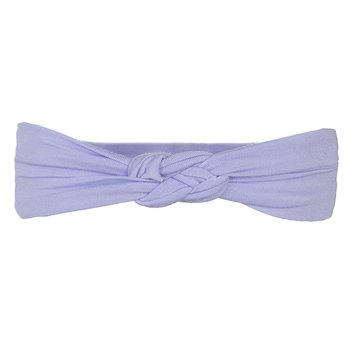 Basic Knot Headband in Lilac