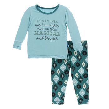 2859a4f6a71b pajama sets - KICKEE