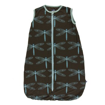 Print Lightweight Sleeping Bag in Giant Dragonfly