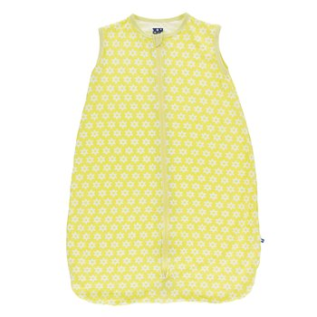 Print Lightweight Sleeping Bag in Lime Blossom Stellini