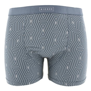 Men's Boxer Brief in Dusty Sky Tortoise Shell