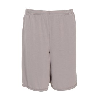 Men's Solid Sport Short in Feather