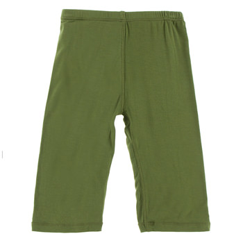 Basic Pant in Moss