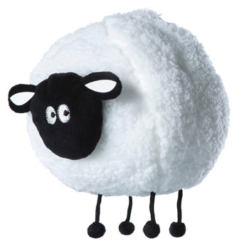 The Extra Ordinary Sheep Plush Toy