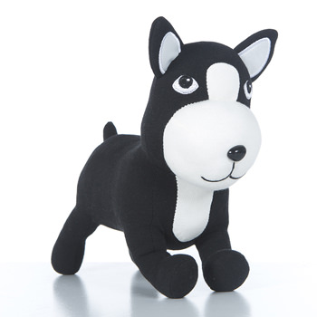 Plush Toy: Frank the Bulldog