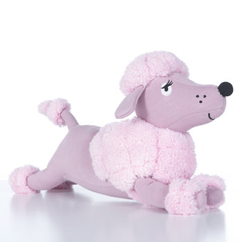 Plush Toy: Poppy the Poodle