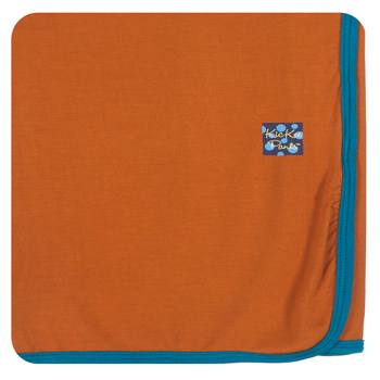 Swaddling Blanket in Phoenix with Oasis Trim