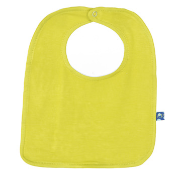 Single Bib in Citronella