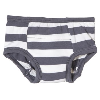 Training Pant in Contrast Stripe with Stone Trim