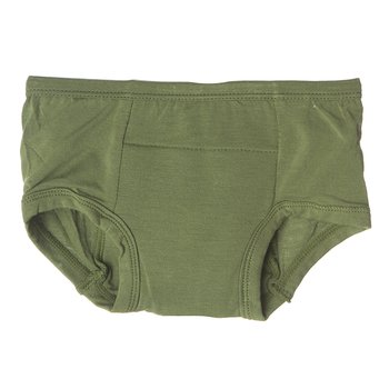 Training Pant in Moss