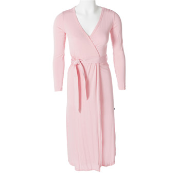 Solid Basic Robe in Lotus