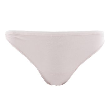 Solid Women's Bikini Brief in Macaroon