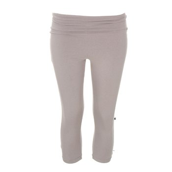 Solid Women's Performance 3/4 Legging in Feather