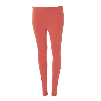 Solid Women's Luxe Leggings in English Rose