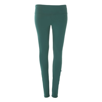 Solid Women's Performance Legging in Ivy