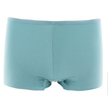 Solid Women's Boy Short Underwear in Glacier