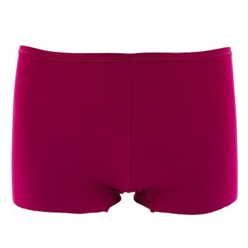 Solid Women's Boy Short Underwear in Rhododendron