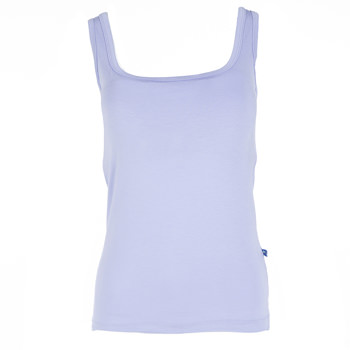 Solid Cami with Bra in Lilac