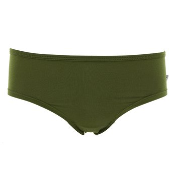 Solid Women's Classic Brief in Pesto