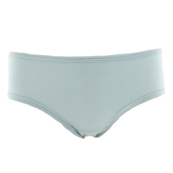 Solid Women's Classic Brief in Spring Sky