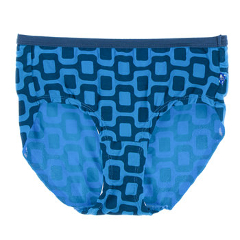 Print Women's Classic Brief in Ipanema